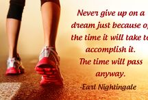 Fitness Inspiration / Great Quotes To Keep You Motivated