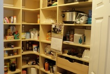A N.E. PANTRY / by Christopher J