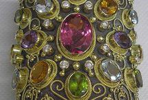 Byzantine jewels / Byzantine jewellery