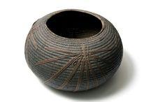 Polynesian pottery