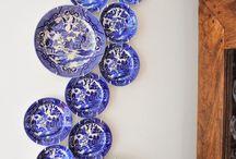 piatti decorazione muri