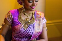 ENGAGEMENT: SOUTH INDIAN BRIDE / South Indian bridal looks and inspiration