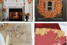 fall- decorations