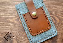 Attitude / Handmade leather accessories