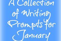 Writing Inspirations
