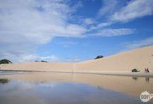 Brazil - Rio Grande do Norte / Trip around Rio Grande do Norte, Brazil's Northeast. #Natal