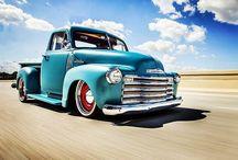 Chev trucks