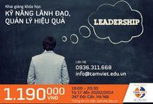 Khóa học kỹ năng Tâm Việt / Giới thiệu các khóa học kỹ năng mềm do đội ngũ tác giả - diễn giả Tâm Việt trực tiếp đào tạo, huấn luyện.