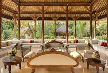 Villa Living Space Ideas / A collection of beautiful villa living spaces.