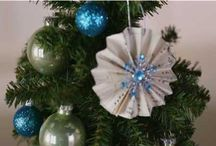 Christmas Ornaments / by Vivian Payne