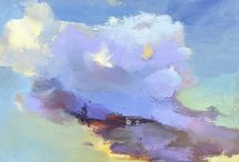 Art - Painting Clouds