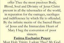 Beautiful Catholic prayers