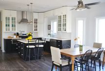 Home - Fine Dining / favorite kitchen and dining spaces