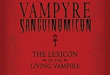 Vampyre Reading List - Non-Fiction / Books of suggested reading for Vampyres.