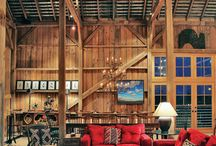 Barn Life / In the Texas Hill Country this would be ahhhhhmazing!!!