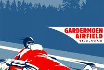 VINTAGE FORMULA ONE POSTERS & PHOTOS