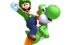 New Super Luigi Bros U / A collection of artwork, screenshots and other images from New Super Luigi Bros U on the Nintendo Wii U.  Visit http://www.superluigibros.com/new-super-luigi-u for more information on this game.