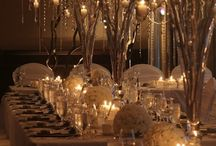 Beautiful Wedding Decorations / The things I'm looking for. Would love to have such beautiful decorations on my wedding!