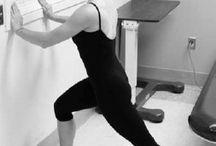 Arthritis knee exercises