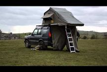 Expedition Equipment / 4x4, Land Rover, Camping, Overland Travel, Outdoors, Wild Camping, Bushcraft