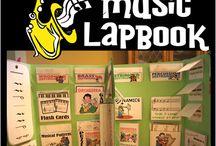 Misc Lapbooks
