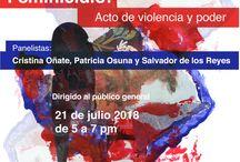 Eventos para todo público / Eventos dirigidos al publico en general cuyo objetivo es acercarlo a la comprensión psicoanalítica de los fenómenos cotidianos .
