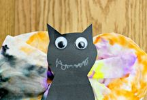 Coffee Filter Art / by Sheryl @ Teaching 2 and 3 Year Olds