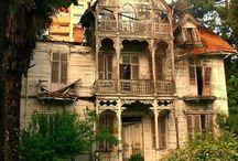 casas viejas hermozas