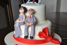Cake a piani
