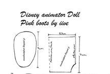 Disney Animatordoll