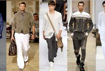 AW Trends For Him 2012/2013 / A look at the trends for men this season