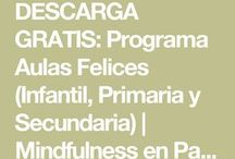 Aulas Felices. Mindfulness