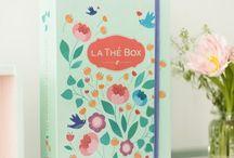 Mini labo x La Thé box