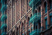Exteriors / by Tiffany De La Paz