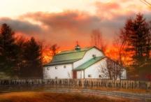 Bewildering Barns... / by Pauline Bremer-Helderle