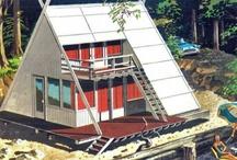 A frame house / by Franz