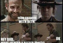 walking dead and other favorite shows / by Lori Bevan Bailey