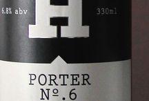 Beautiful Beer / Beer labels, bottles and pints!