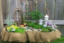 My Fairy Garden inspiration