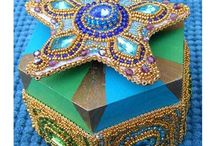 Beaded Jewellery / Exquisite beaded jewelry, bead embroidery and bead weaving