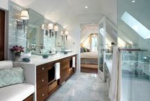 For the master bath / by Leah Looney