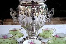 Teas and herbal teas corner / Angolo dei te e delle tisane..che meraviglia!!