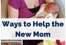 How to Help Moms