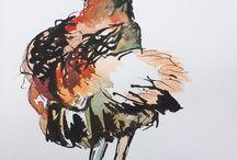 My artwork / My own work