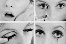 1960's assignment mood board.