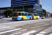 Dopravný podnik mesta Košice, a.s. >> Škoda 15Tr10 / Sie sehen hier eine Auswahl meiner Fotos, mehr davon finden Sie auf meiner Internetseite www.europa-fotografiert.de.