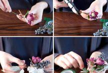 bloemschikken/corsage