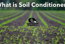 soil conditioner / soil amendment Communication
