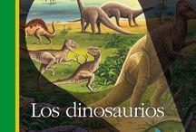 Dinosaurios-Libros