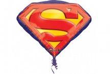 Super Man / Super Man Parties Supplies